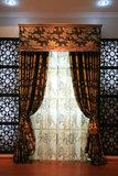 韩式窗帘 B